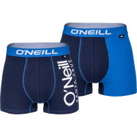 O'Neill MEN BOXER SIDE LOGO&PLAIN 2PACK