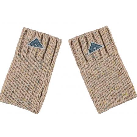 Dámské pletené návleky na ruce