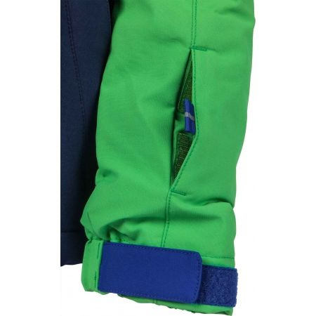 Chlapecká lyžařská/snowboardová bunda