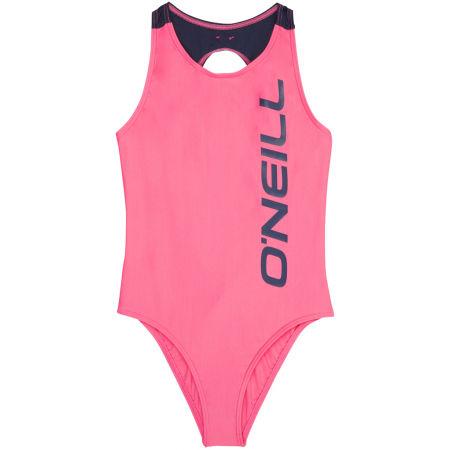 Dívčí jednodílné plavky
